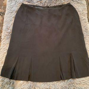 NortonMcNaughton Women Black Skirt